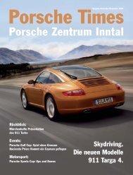 Porsche Zentrum Inntal - Porsche Zentrum Olympiapark