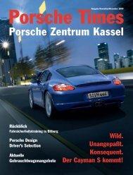Porsche Zentrum Kassel - Porsche Zentrum Olympiapark