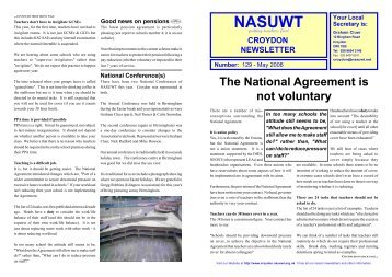 Teachers Of Primary Importance Nasuwt