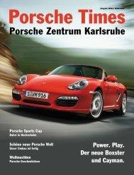 Ausgabe Nov/Dez 2008 - Porsche