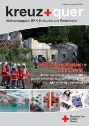 kreuz+quer Ausgabe 01/2012