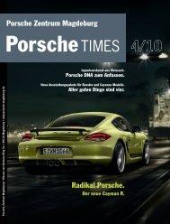 Aller guten Dinge sind vier. - Porsche Zentrum Magdeburg