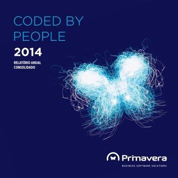 Relatório Anual consolidado 2014