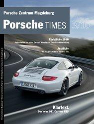 Der neue 911 Carrera GTS. - Porsche Zentrum Magdeburg