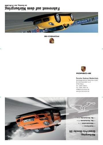 Download Broschüre (355KB) - Porsche