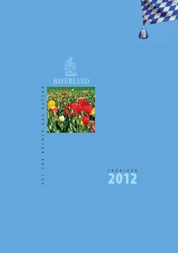 Buchprospekt Fruehjahr 2012