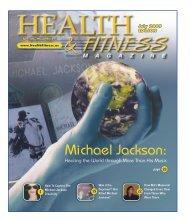Michael Jackson: - Health & Fitness Magazine online!