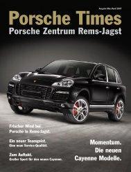 Ausgabe Mrz/Apr 2007 - Porsche