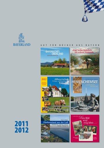 Bayerland Verlagsprospekt 2011 2012