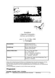 programm aufbaukurs - Ultraschalltagung-bb.de