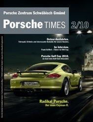 Ontour - Porsche