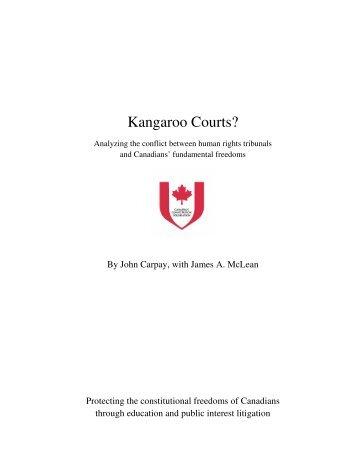 Kangaroo-Courts