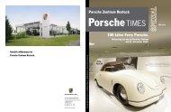 SPEZIAL Ausgabe - Porsche Zentrum Rostock