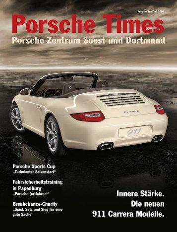 Dr. med. Nader Berg - Porsche