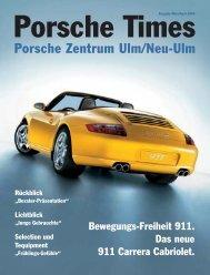 Porsche Zentrum Ulm/Neu-Ulm - Porsche Zentrum Olympiapark