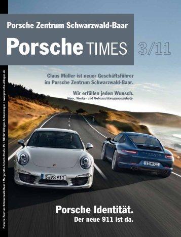 Porsche Zentrum Schwarzwald-Baar