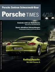Radikal Porsche. Der neue Cayman R. Erwärmte nicht nur ...