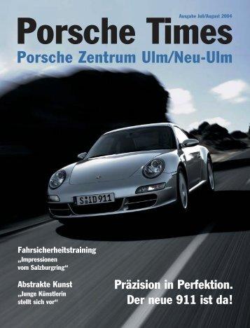 Porsche Times - Porsche Zentrum Olympiapark