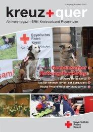 kreuz+quer Ausgabe 01/2013