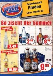 Zisch Emden Angebote KW27/2015