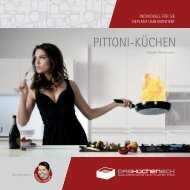 PITTONI-KÜCHEN