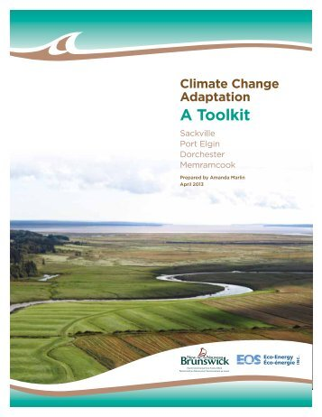 A Toolkit - Atlantic Climate Adaptation Solutions