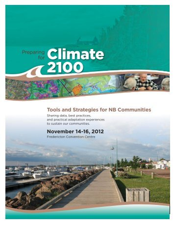 FINAL Program-Nov-2012-WEB.pdf - Atlantic Climate Adaptation ...