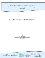Coastal Erosion in Newfoundland.pdf - Atlantic Climate Adaptation ...