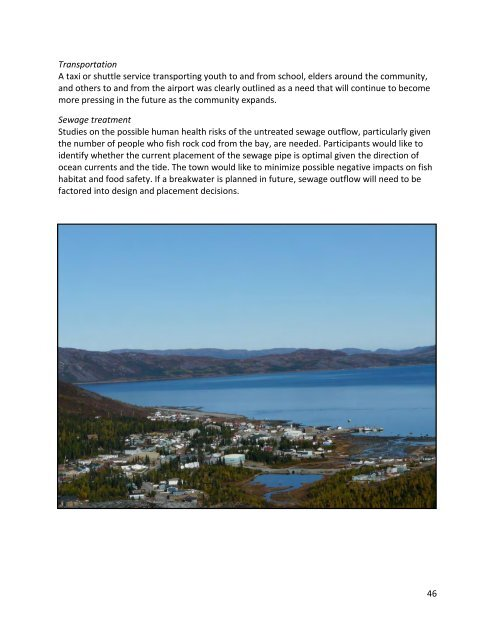 SakKijānginnatuk Nunalik - Atlantic Climate Adaptation Solutions