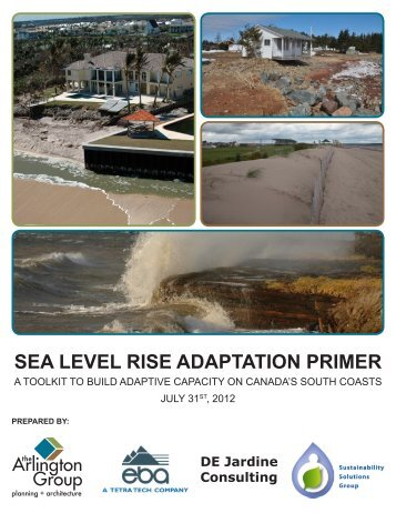 Sea Level Rise Adaptation Primer - Atlantic Climate Adaptation ...