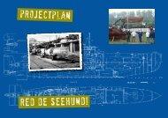 Sponsorbrochure 'Red de Seehund' - Bunker Museum IJmuiden