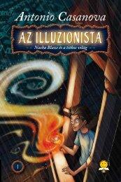 Antonio Casanova Nasha Blaze és a titkos világ - Könyvmolyképző