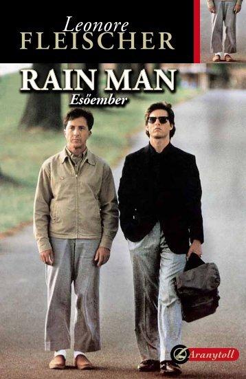 rain man esőember