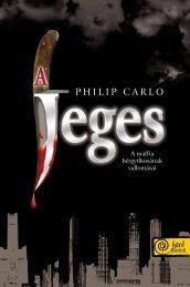 PHILIP CARLO - Könyvmolyképző