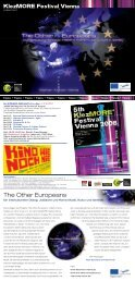 the other europeans 2.indd - Aktionsradius Wien