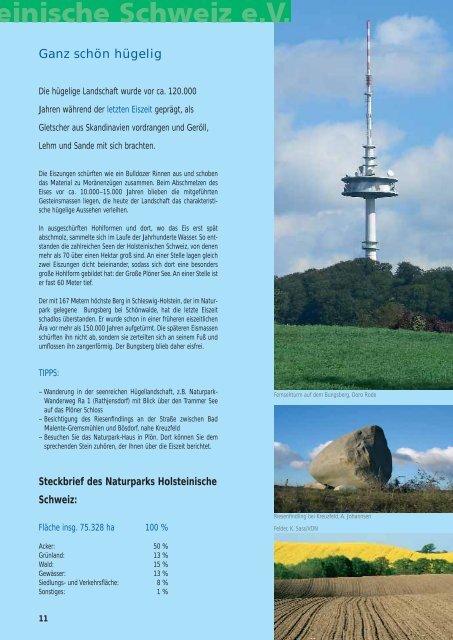 Naturpark Holsteinische Schweiz e.v.