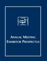 2005 PSRC Exhibitor Prospectus - Plastic Surgery Research Council