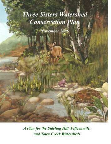 Three Sisters Watershed Conservation Plan - Western Pennsylvania ...