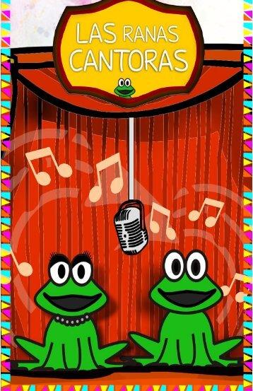 las ranas cantoras