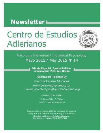 Revista Mayo 2015