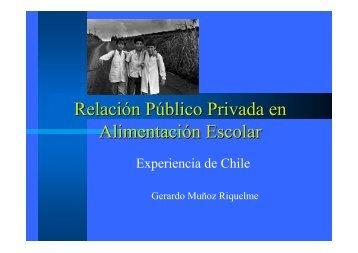 Relacion Publico privada Somente leitura