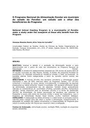 Electronic Document Format - REBRAE - Rede Brasileira de ...