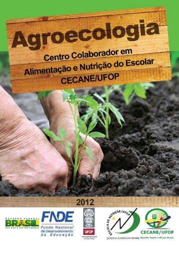 Cartilha Agroecologia CECANE-UFOP - Centro Colaborador ... - AAO