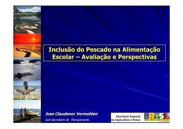 Inclusão do Pescado na Alimentação Escolar - REBRAE - Rede ...