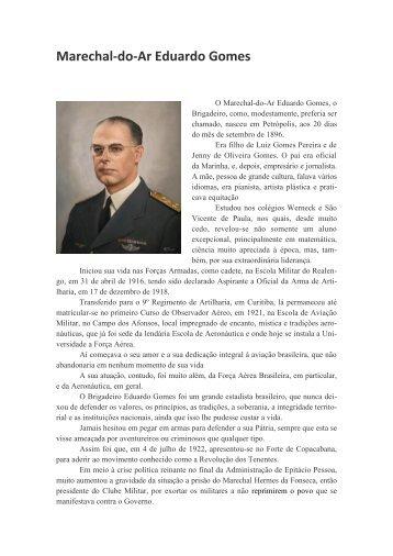 Mal-do-Ar Eduardo Gomes - Academia Brasileira de Defesa