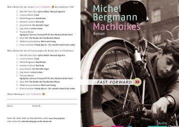 Michel Bergmann Machloikes