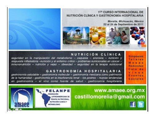 terapia nutricional para la presentación de diabetes ppt
