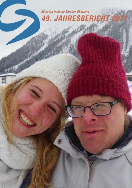 49. JAHRESBERICHT 2011 - insieme   Zürcher Oberland