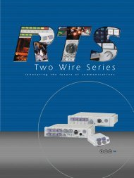 Two Wire Series - AVC