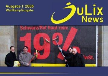 Ausgabe I-2006 - Junge Liberale Sachsen-Anhalt